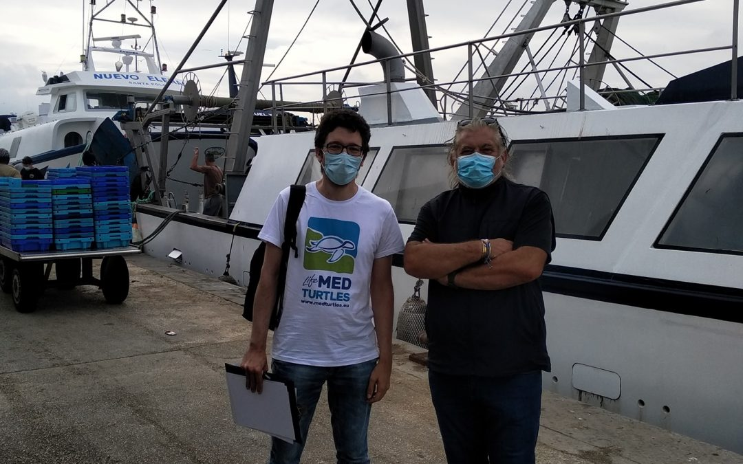 Campaign of interviews with fishermen in Valencia Region
