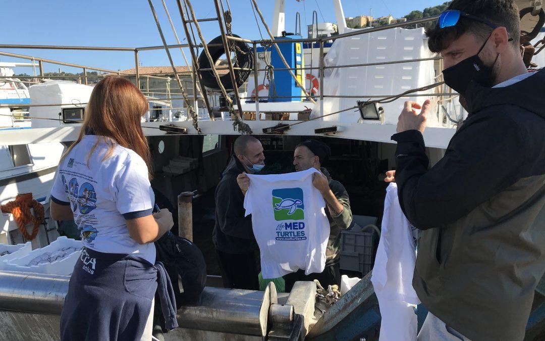 Fondazione Cetacea fishermen interview campaign!