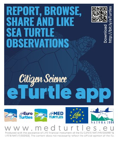 CITIZEN SCIENCE ETURTLE